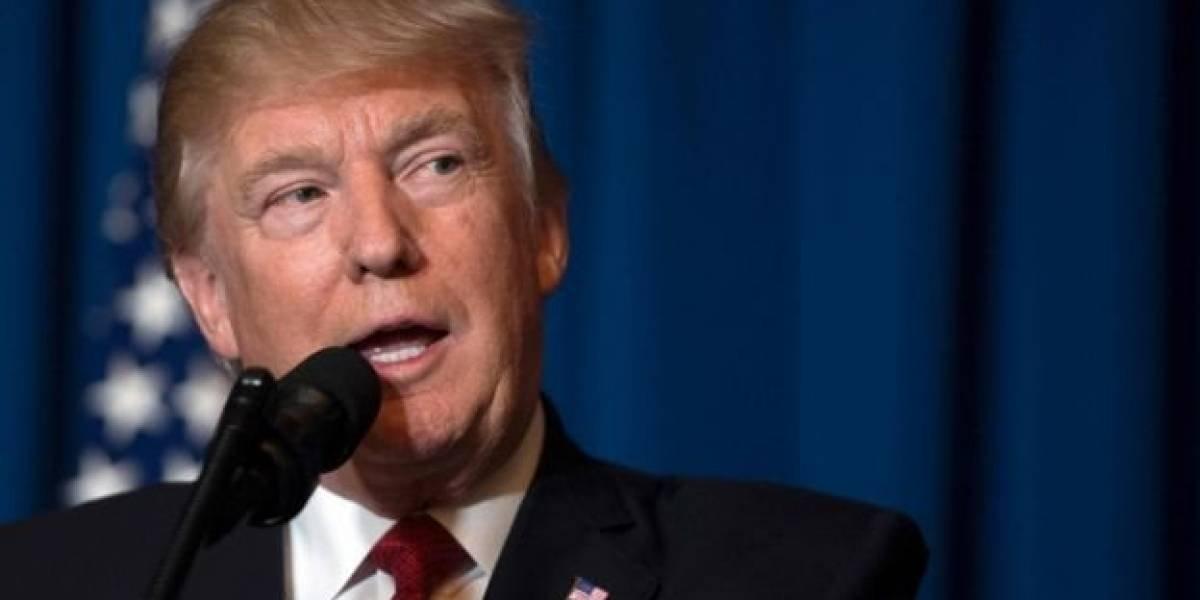 """Trump llama """"animales"""" a los inmigrantes y dice que """"no son personas"""""""
