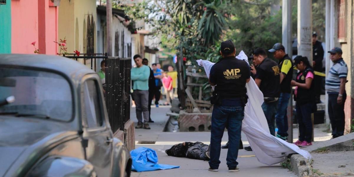 Acribillan a un hombre en los callejones de Villalobos II