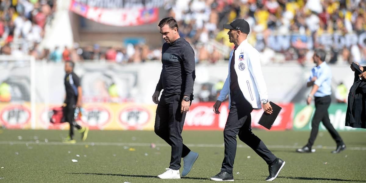 San Luis noquea a Colo Colo en el último minuto y le pone la lápida a Pablo Guede