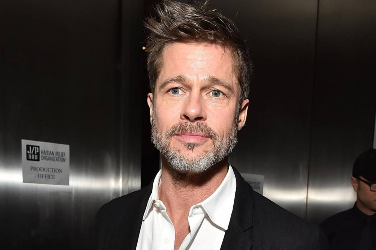 Resultado de imagen para Brad Pitt 2018