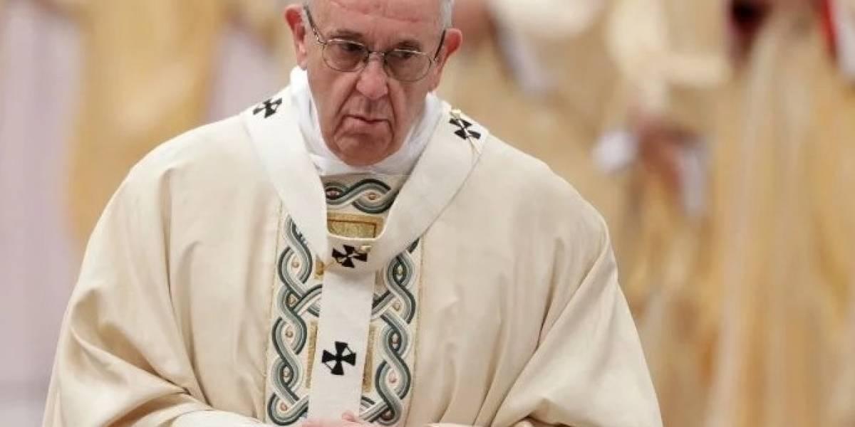 """Papa rechaza uso de armas químicas en Siria: """"Nada justifica tales instrumentos que exterminan a personas y poblaciones indefensas"""""""