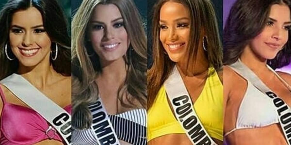 ¡Esta ex-Señorita Colombia está embarazada!
