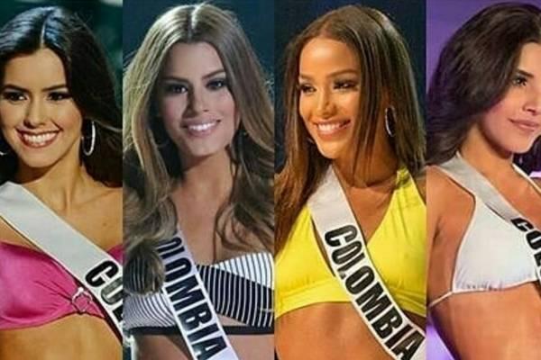 Señorita Colombia - referencia