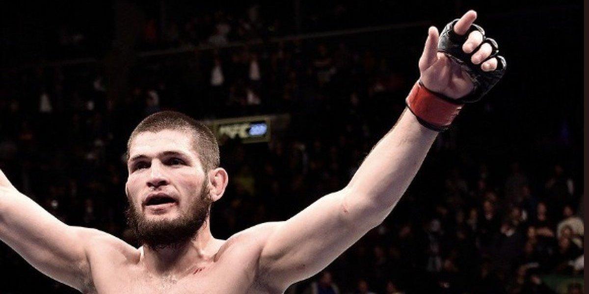 ¡Peleando con un oso! así entrenaba el actual campeón ruso del UFC