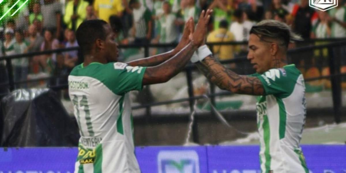 Atlético Nacional recibe a Bolívar en busca de un triunfo que acerque su clasificación
