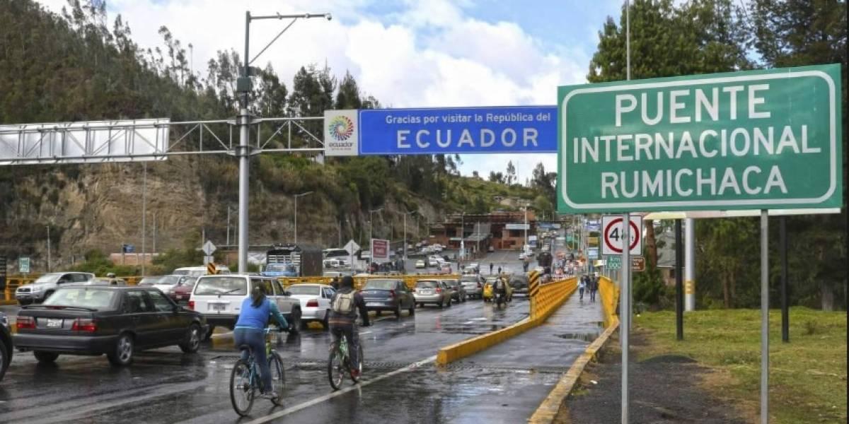 Más de 1,6 millones de extranjeros llegaron a Ecuador en 2017, según ministro
