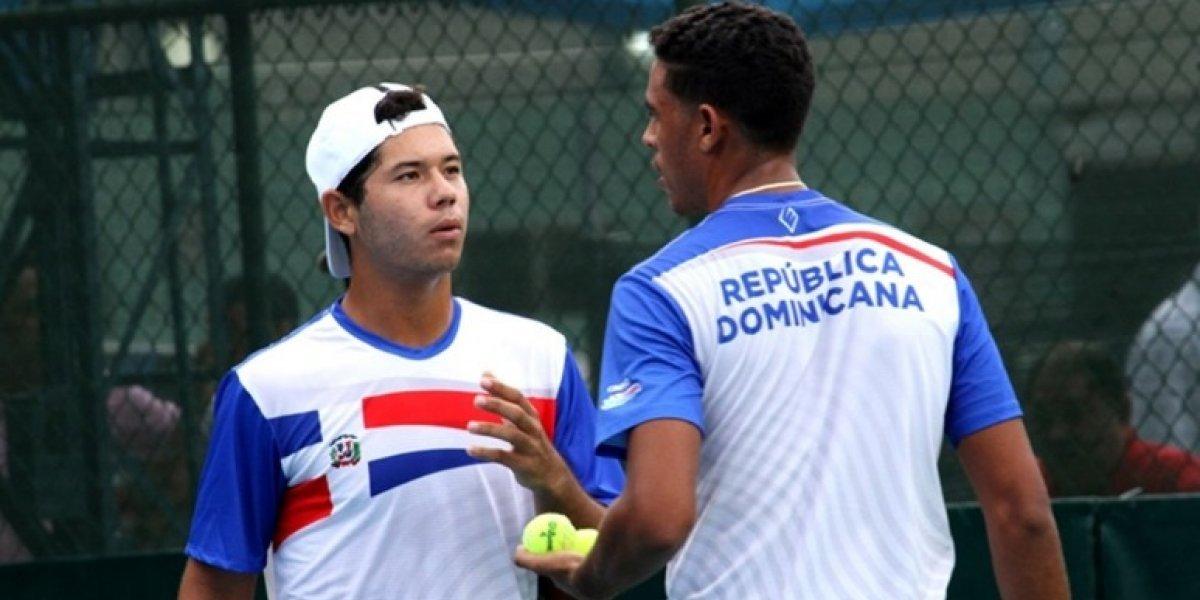 RD se mantiene en Grupo de América en Copa Davis