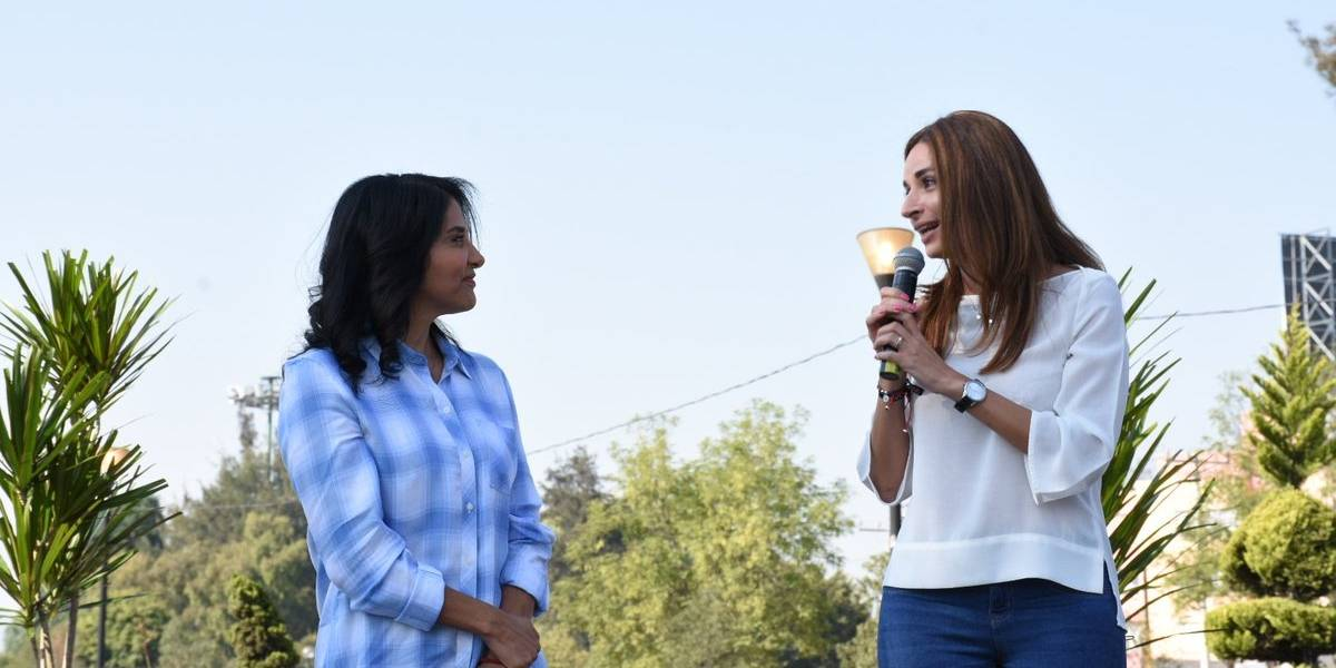 Laura Ballesteros se une a campaña de Barrales