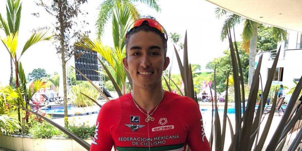 México se baña de oro y bronce en el Campeonato Panamericano de Ciclismo