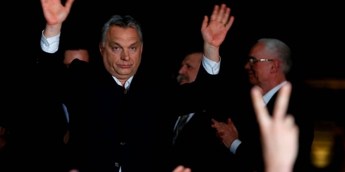 Primer ministro húngaro es reelecto y logra mayoría nuevamente