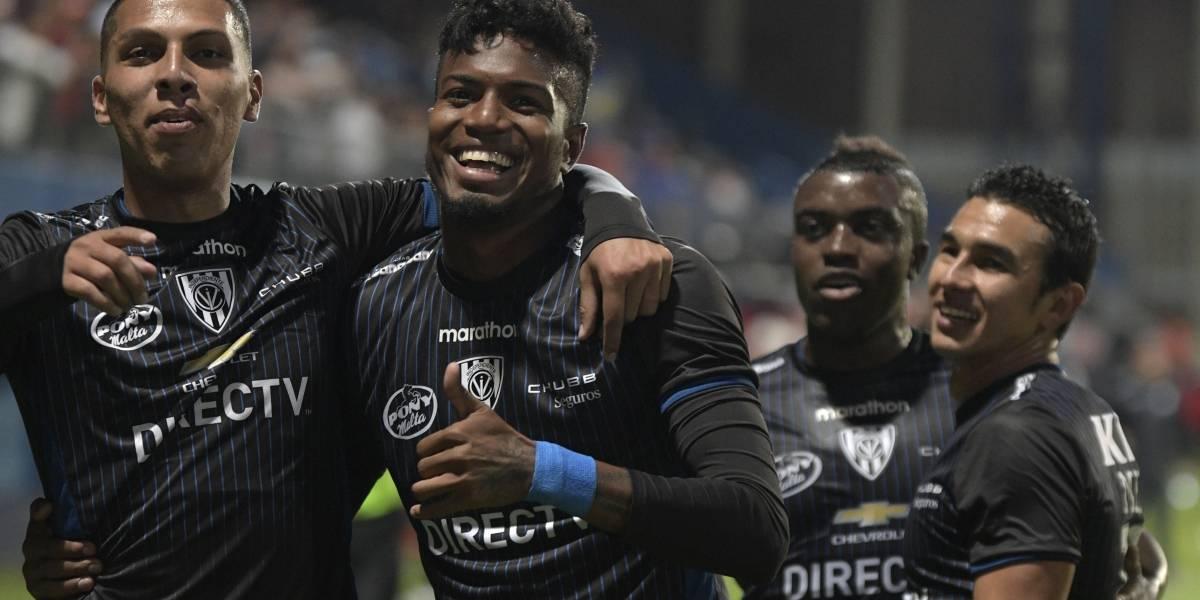 Independiente del Valle gana y comparte liderato con Barcelona SC