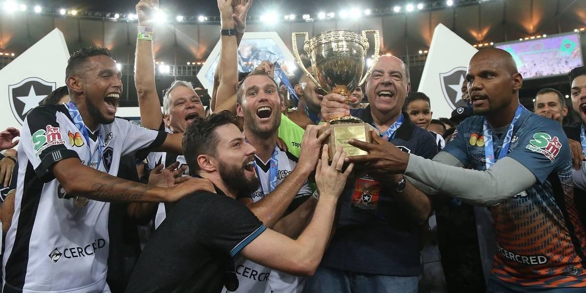 Resultado de imagen para botafogo campeão carioca 2018