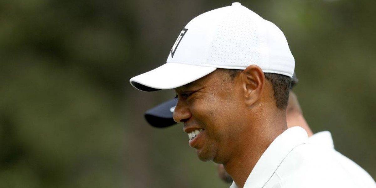 """El gran Tiger Woods bendice a Niemann: """"Tiene un talento impresionante"""""""