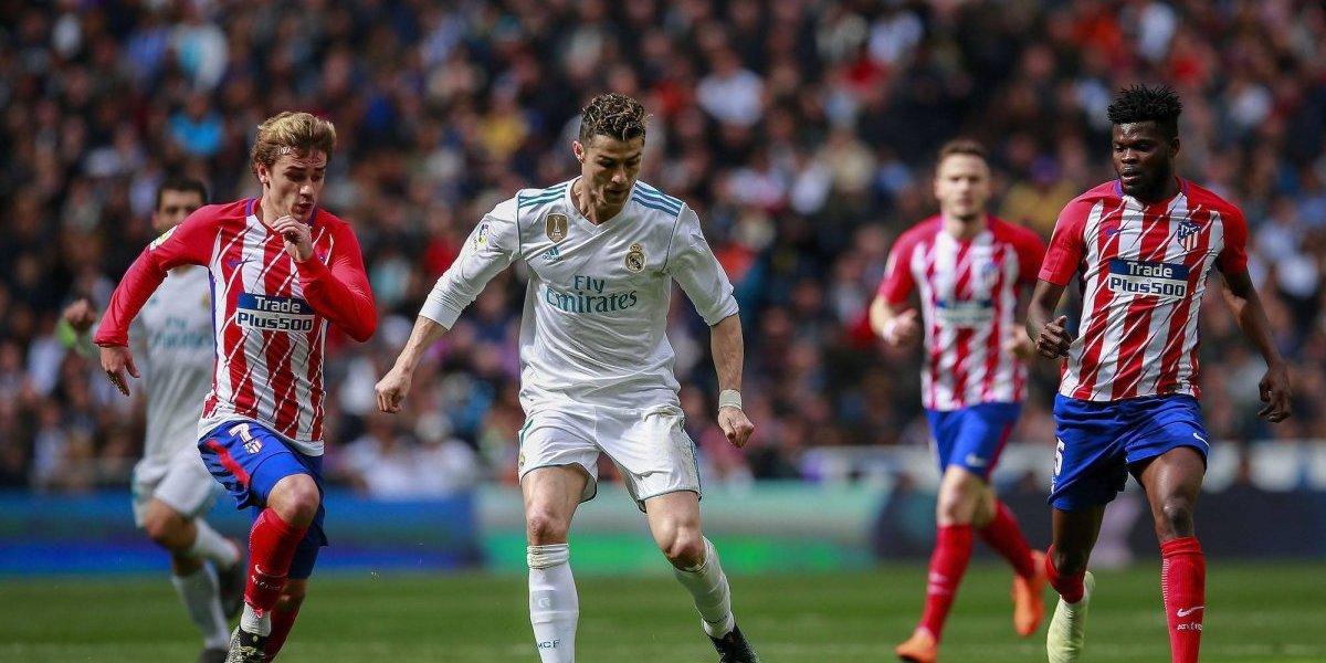 Griezmann y Oblak frustran victoria del Real Madrid