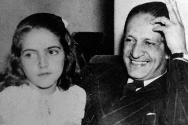 Entrevista Gloria Gaitán, hija de Jorge Eliécer Gaitán