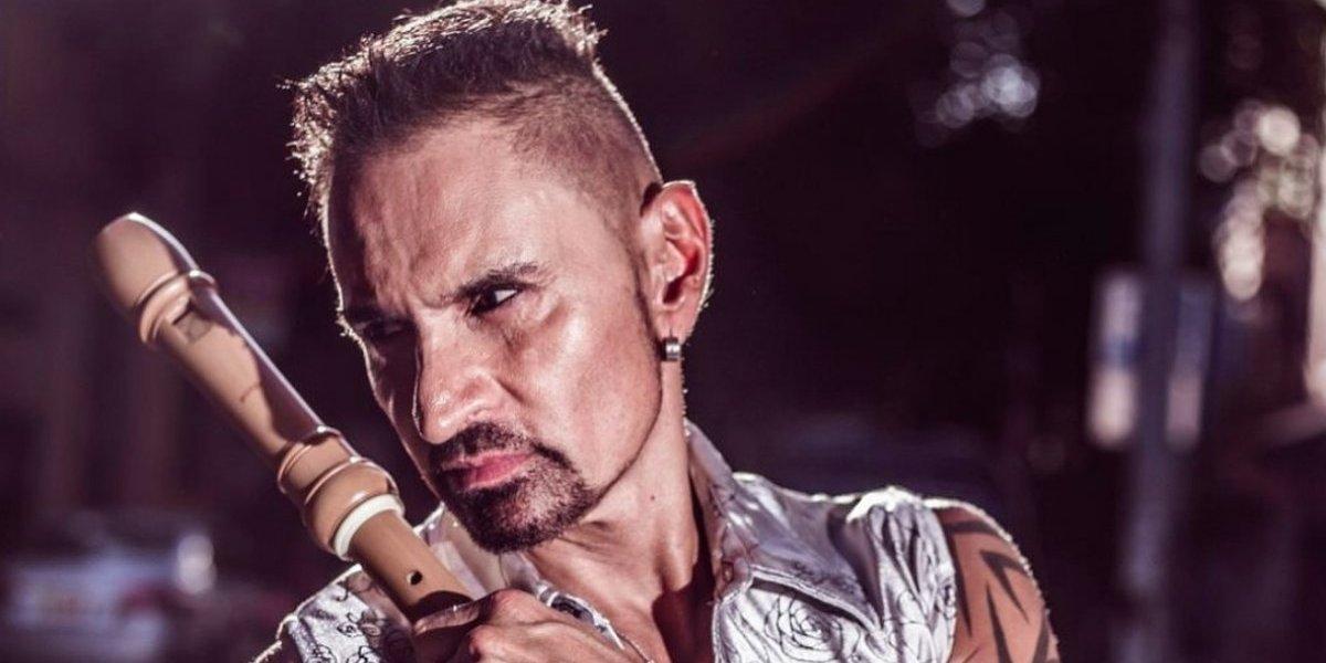 Horacio Franco celebra 40 años en la música