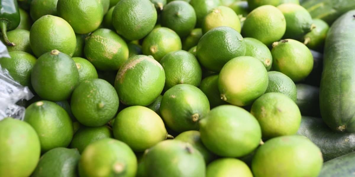 ¿Cuánto cuesta el limón?
