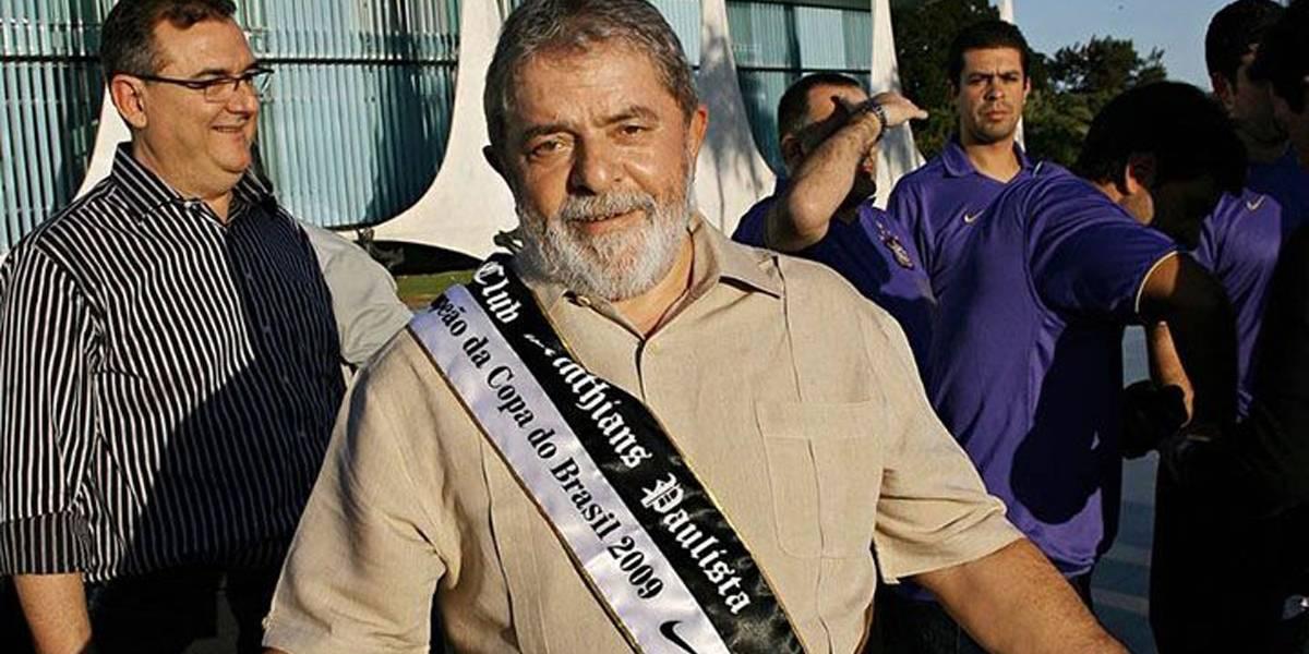 Defesa pede TV, e Lula poderá ver o Corinthians na final do Paulistão