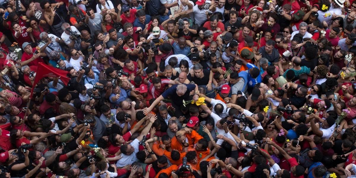PT planeja visita de líderes internacionais a Lula e quer Moro 'carteiro'