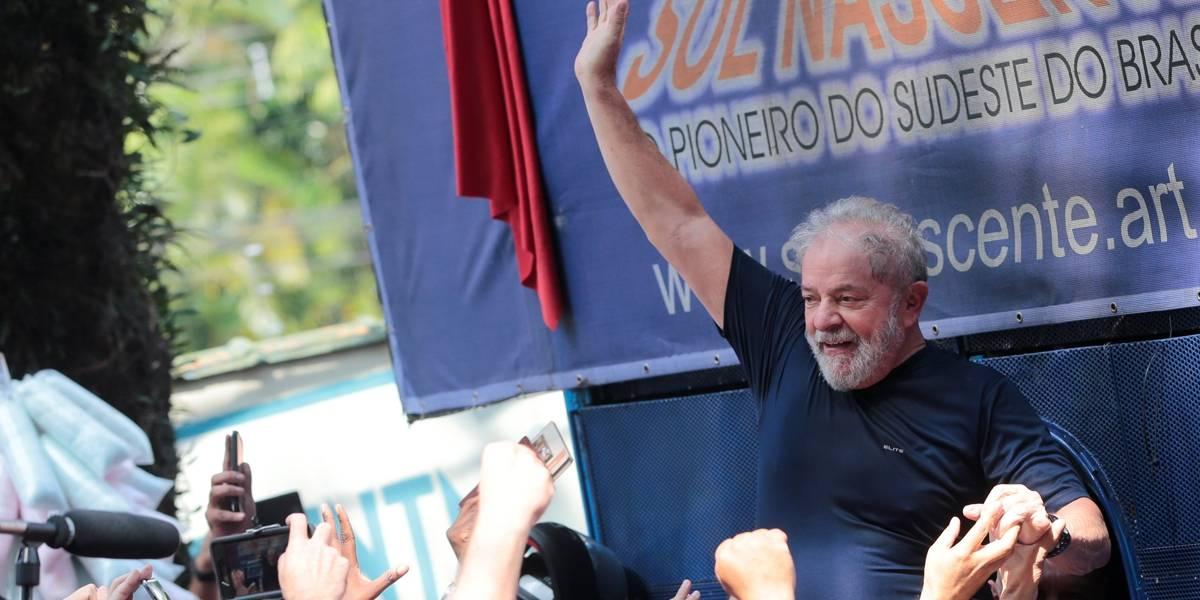França, Portugal e Espanha têm atos de apoio ao ex-presidente Lula