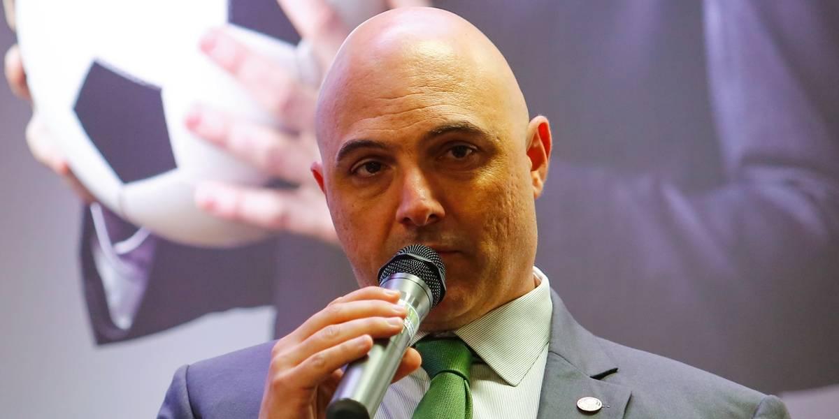Galiotte diz que Palmeiras é maior que 'Paulistinha' e culpa arbitragem por derrota