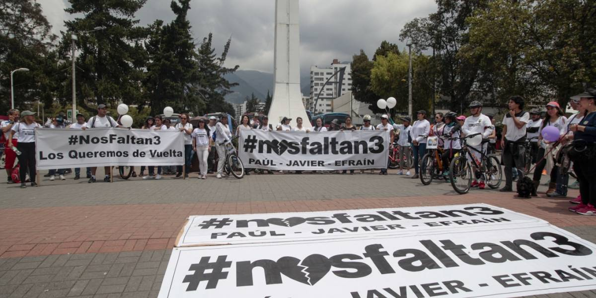 Ecuador propone a Colombia reunión de presidentes por situación en frontera