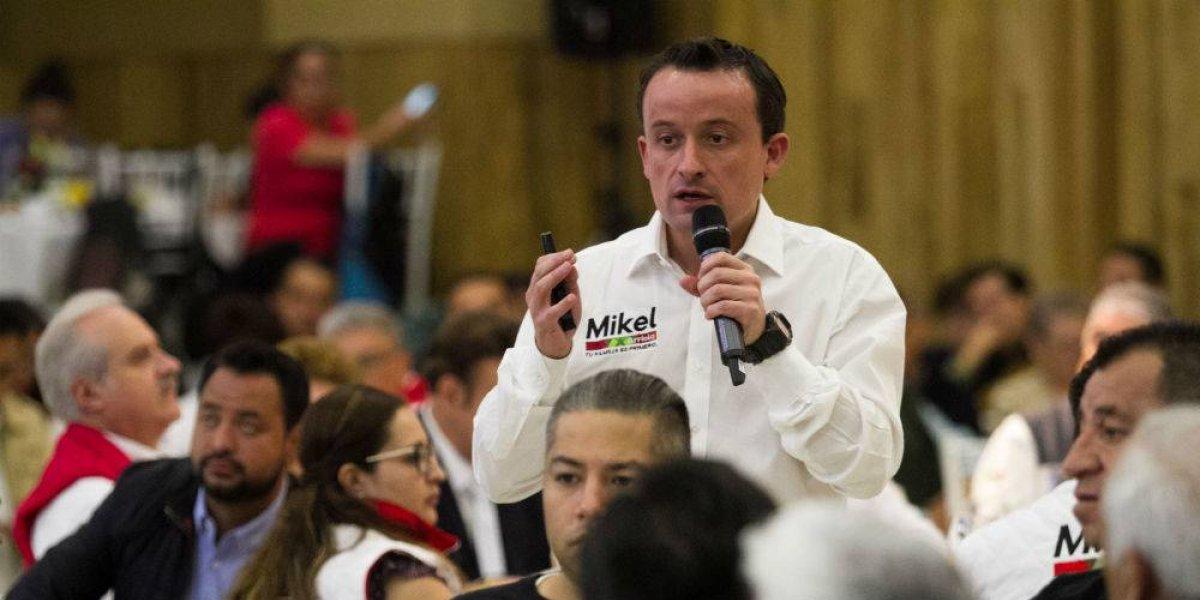 La CDMX necesita un gobierno fuerte para salir del caos: Arriola
