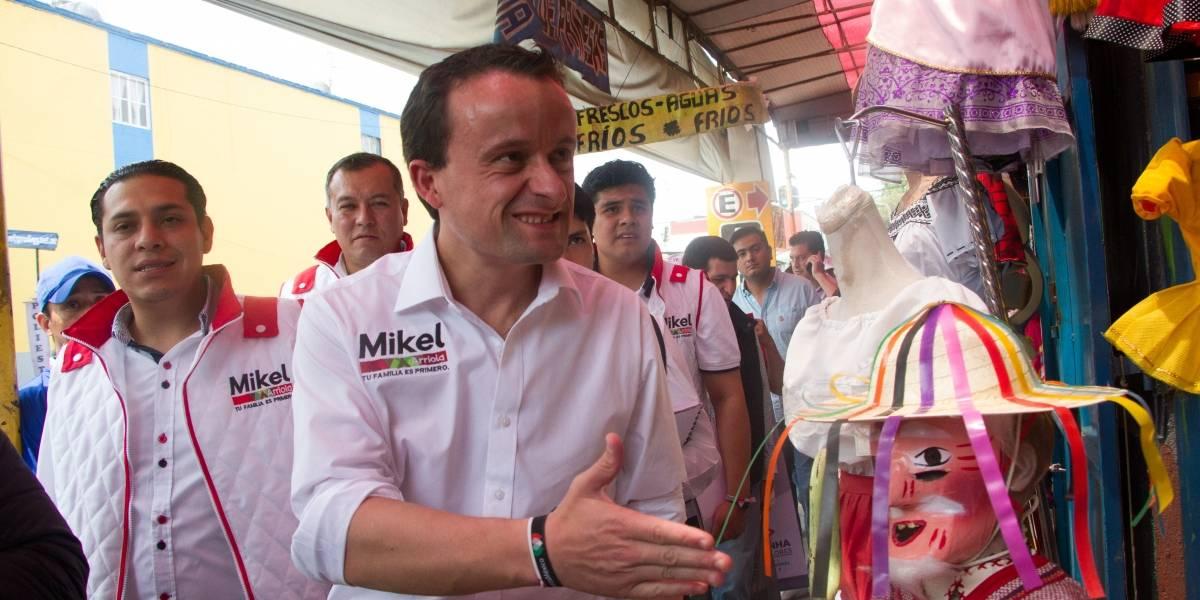 Arriola asegura ir en segundo lugar en las encuestas de la CDMX