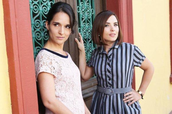 María José Bello y Soledad Cruz