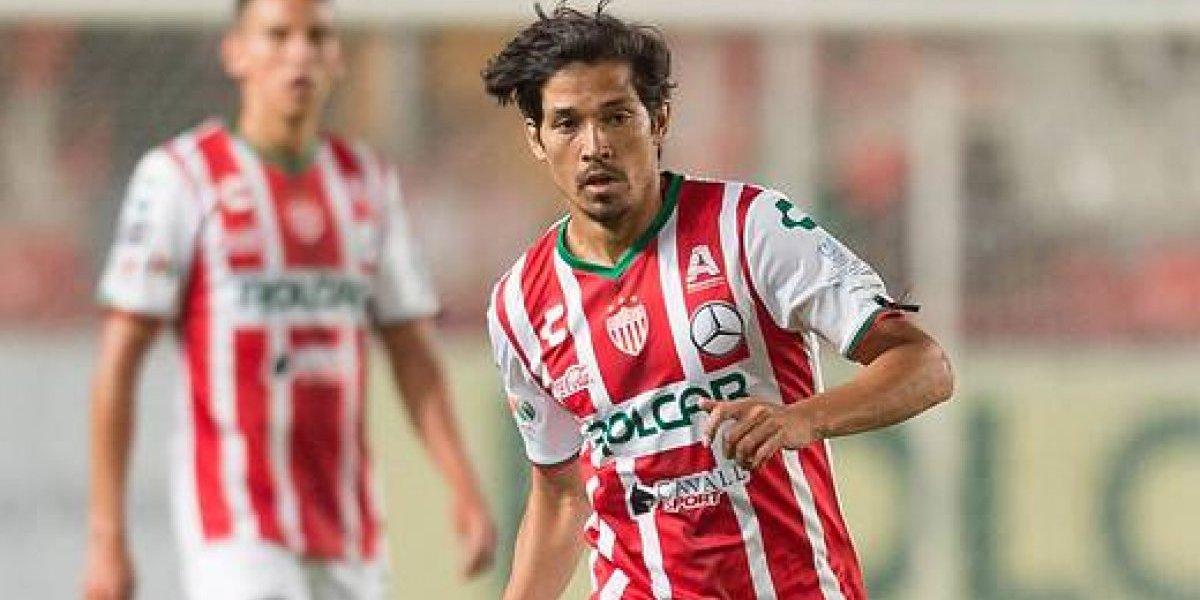 No, otra vez: Matías Fernández entra de suplente, juega 19 minutos y se lesiona en Necaxa
