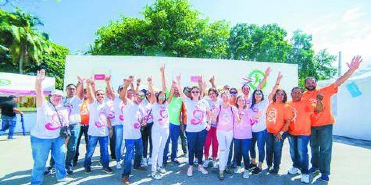 Fundación Caminantes por la Vida realiza jornada de salud en Barahona