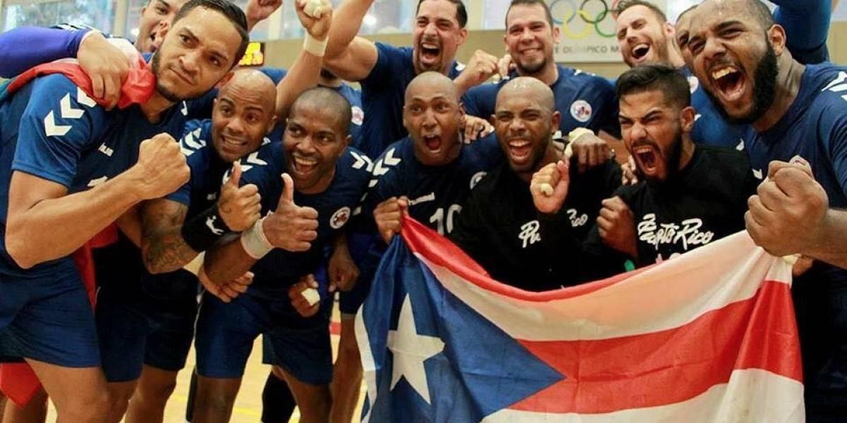 Gana pase para los Panamericanos equipo nacional de balonmano