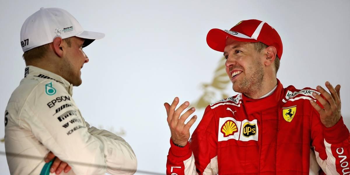 Como uma mentira garantiu a vitória de Vettel no GP do Bahrein