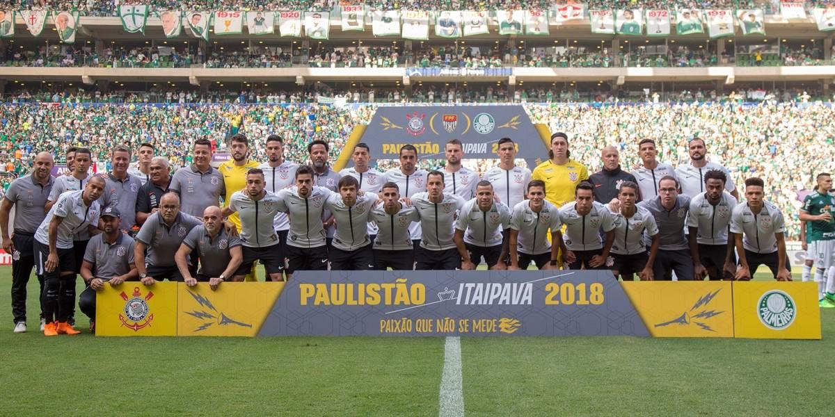 Baixe o pôster do Corinthians bicampeão paulista