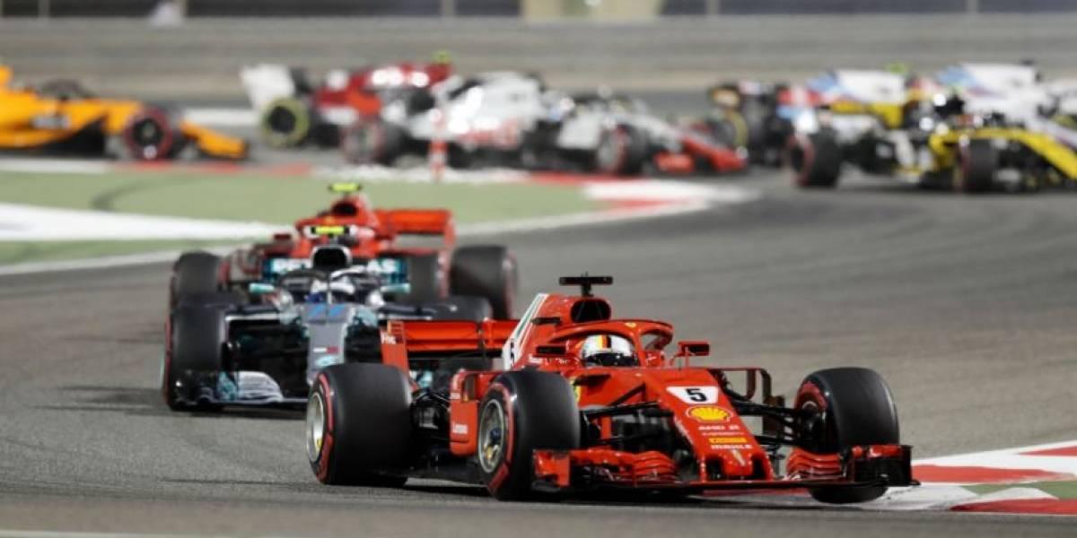 Vettel vence em seu 200º GP na Fórmula 1; mecânico quebra a perna