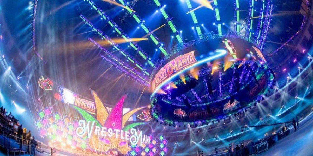 Así vivimos el espectacular Wrestlemania 34 de WWE