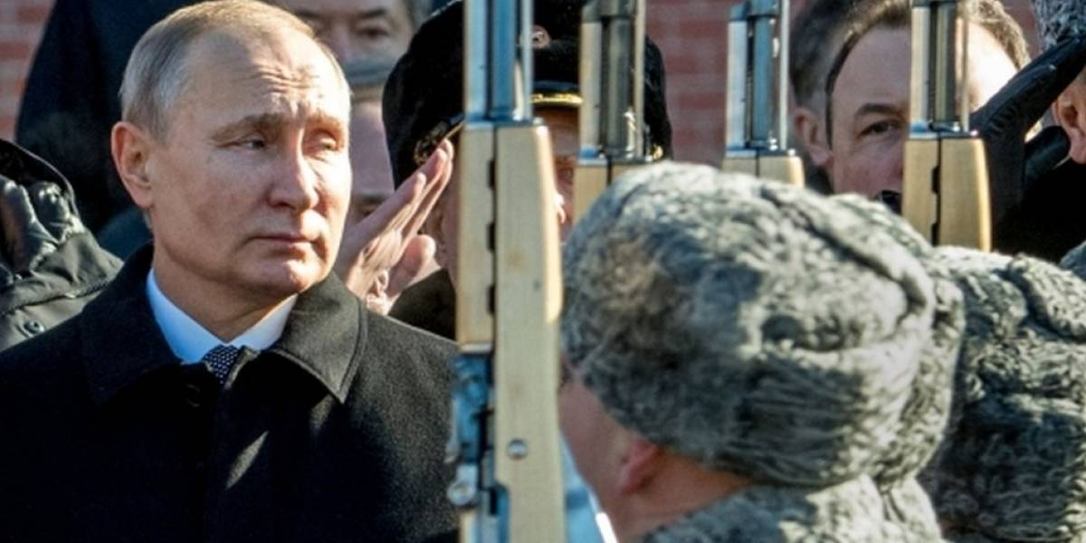 O mundo assiste a uma nova Guerra Fria entre Rússia e Ocidente?