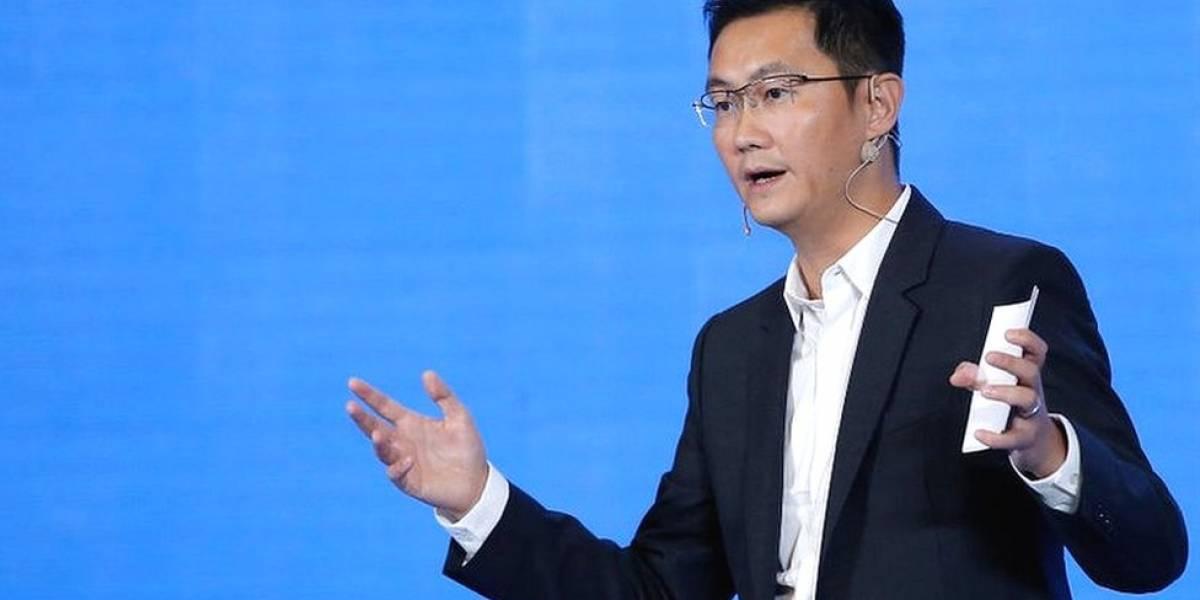 Quién es y cómo ha hecho su fortuna Pony Ma, el nuevo hombre más rico de China