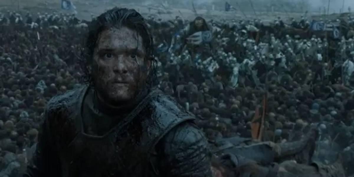 """""""Game of Thrones"""": octava temporada tiene una batalla que se filmó en más de 50 días"""