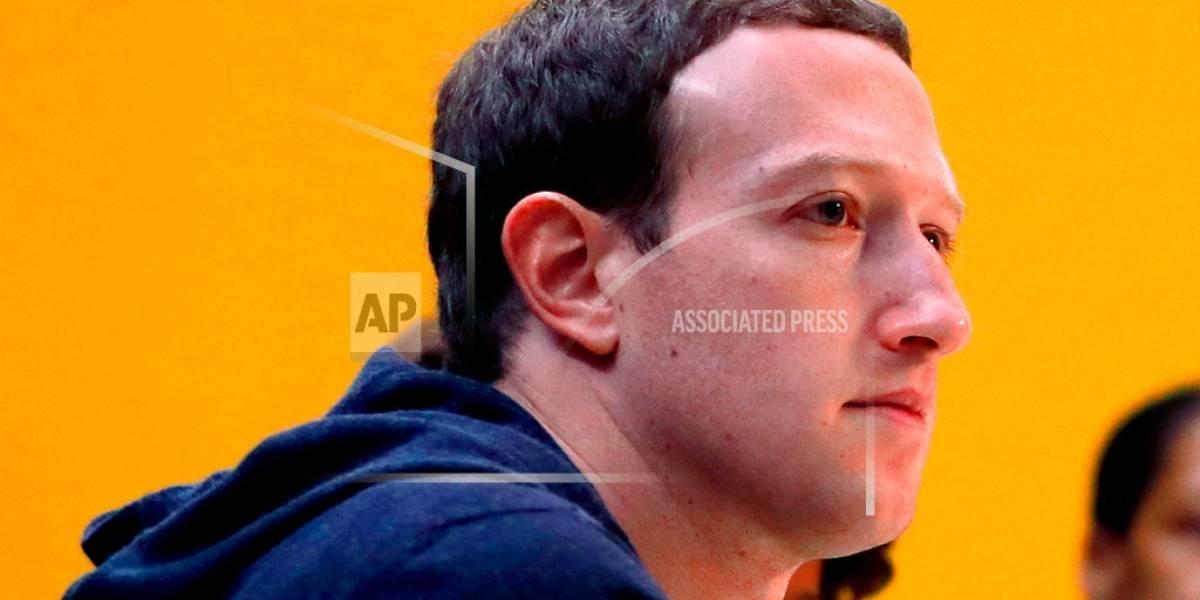 Zuckerberg: FB no hizo lo suficiente para proteger usuarios