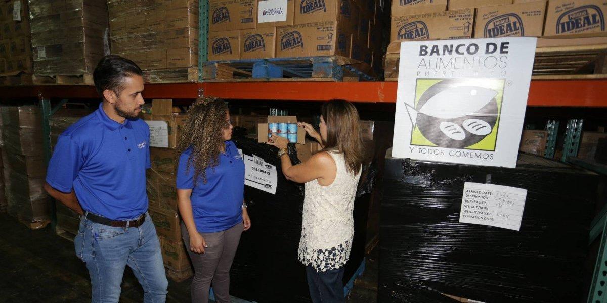 Walmart hace donativo al Banco de Alimentos valorado en 1.7 millones