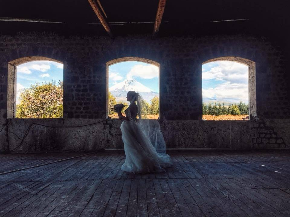 Destinos de romance Ecuador