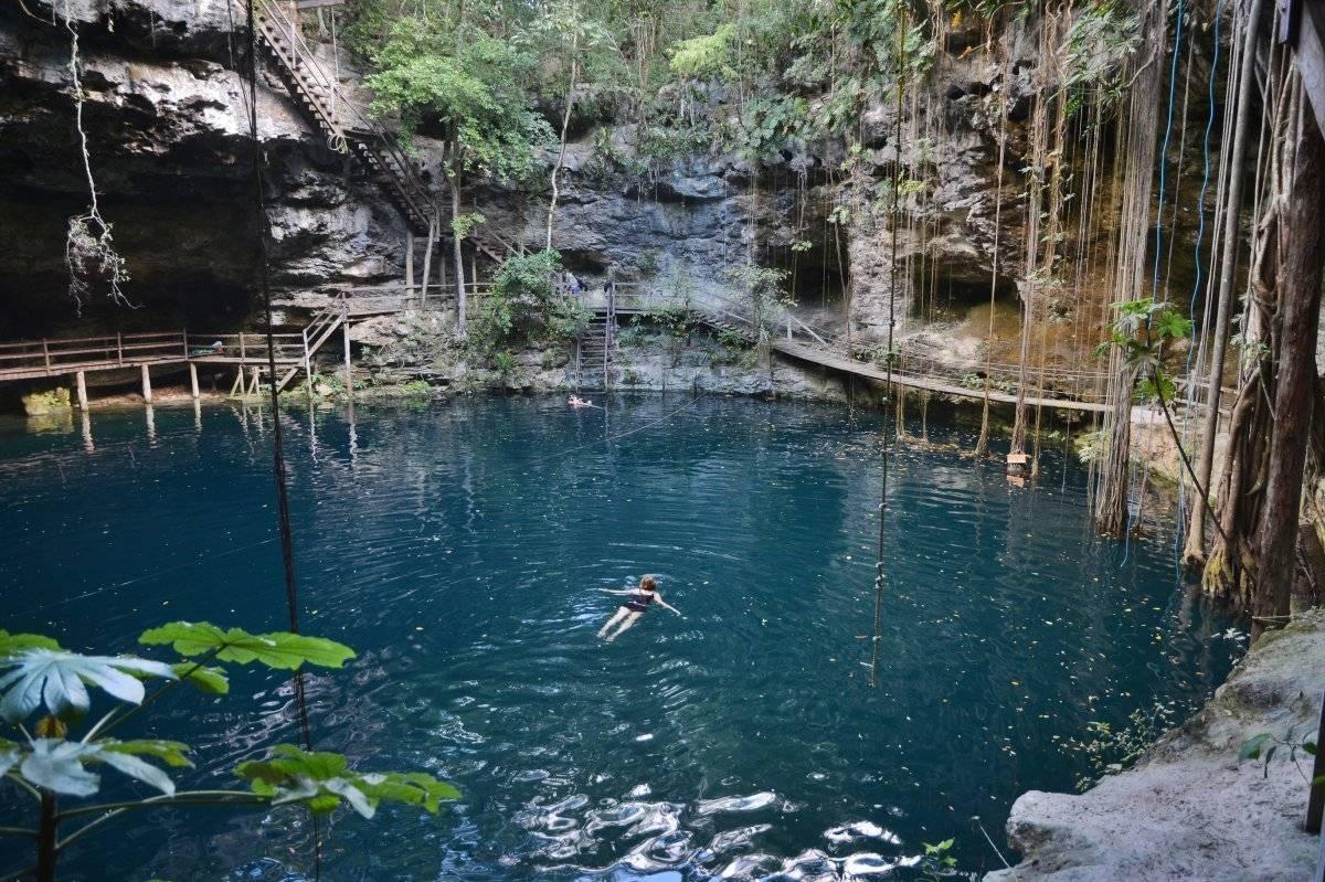 Cenote X-Canché