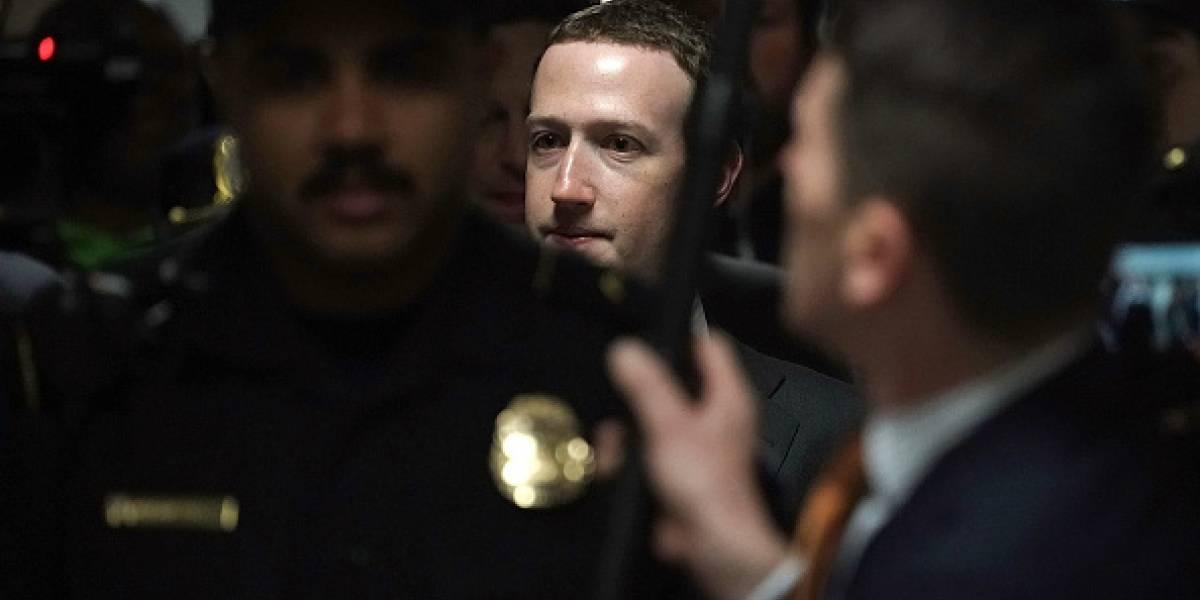 Facebook: Mark Zuckerberg pedirá perdón mañana ante el Congreso de EE.UU.