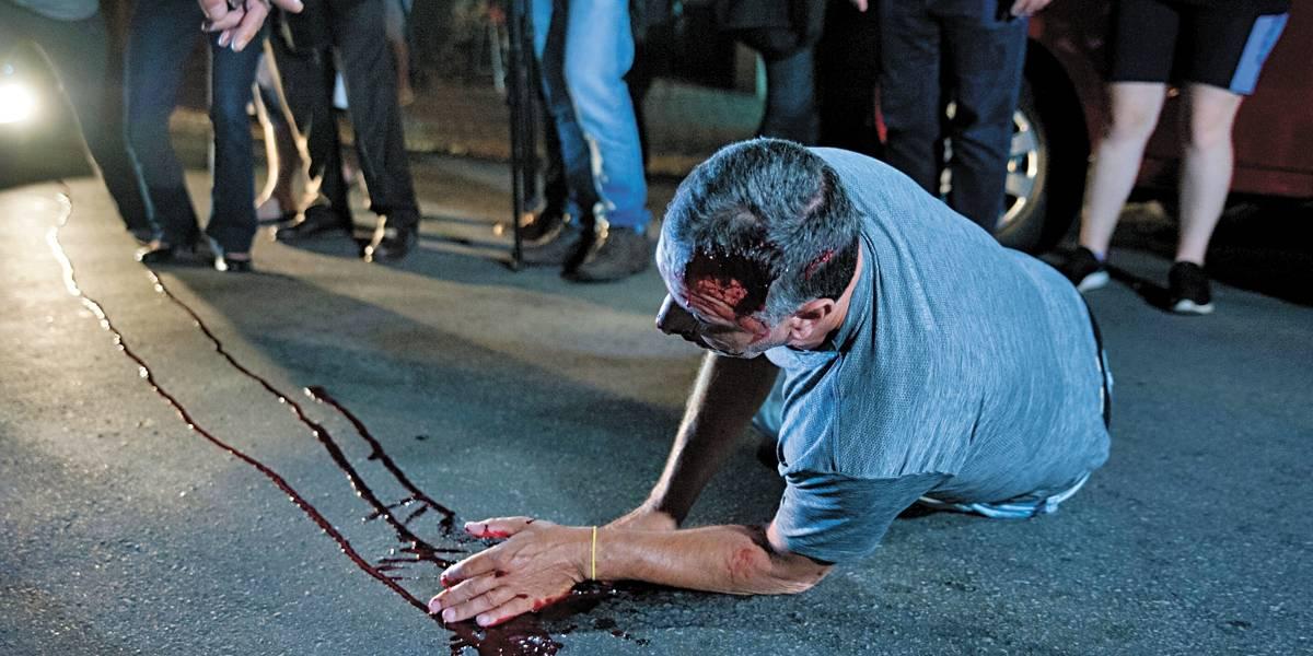 Agressores de empresário no instituto Lula estão foragidos