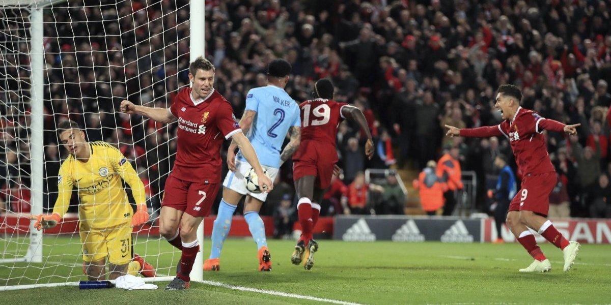 Manchester City va por la hazaña ante Liverpool y Barcelona quiere sentenciar la llave en Roma