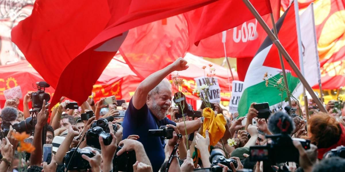 Con Lula en la cárcel comienza la disputa interna en el Partido de los Trabajadores por la carrera presidencial
