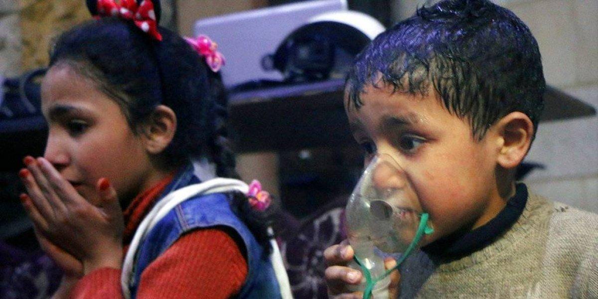 Ataque químico en Siria: culpan a Israel de arremetida que causó 14 muertos