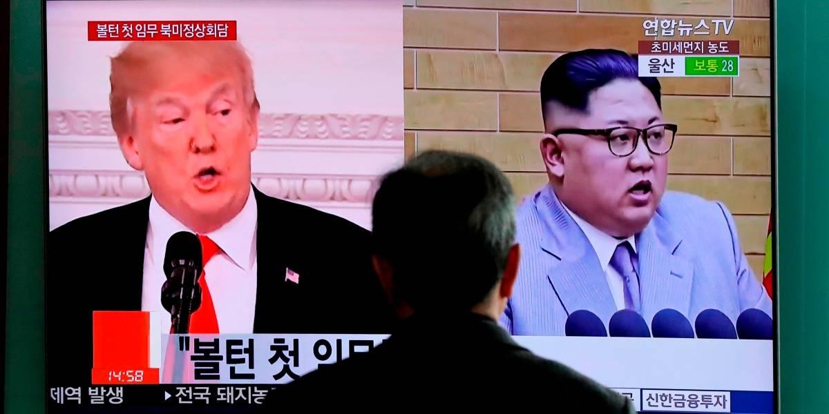 """Kim Jong-un dispuesto a """"conversar sobre la desnuclearización"""" de Corea del Norte según EEUU"""