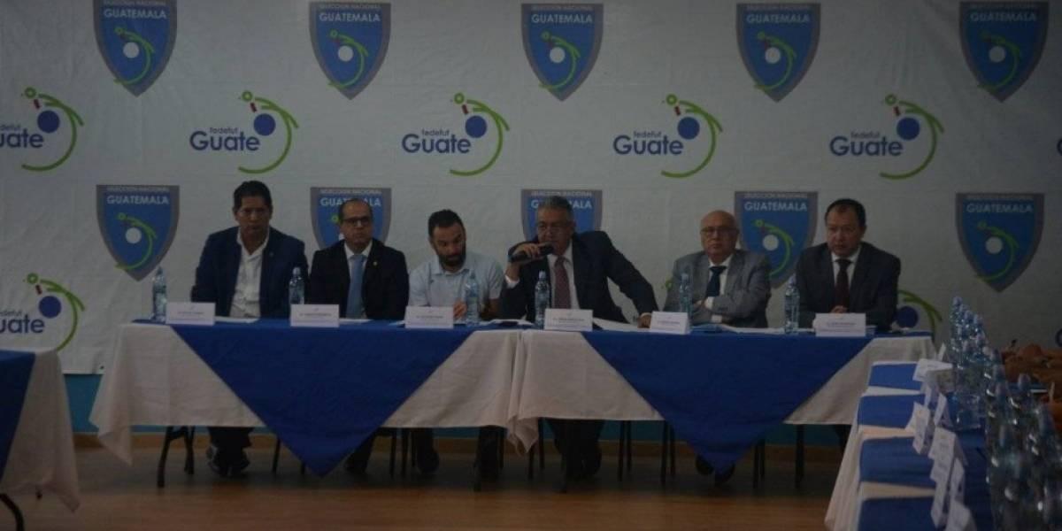 Comisionado presidencial del Deporte indica que serán drásticos sobre cambios de federativos a estatutos